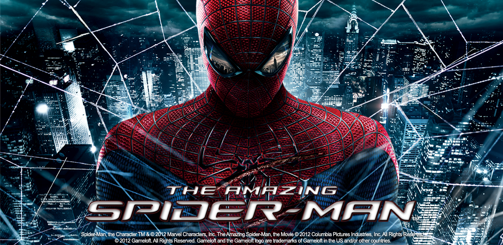 The Amazing Spider-Man (Kindle Tablet Edition) Screenshot