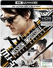 Mission: Impossible 5: Rogue Nation (Steelbook) (4K UHD & HD) (2-Disc)