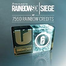 Tom Clancy's Rainbow Six Siege - 7560 Credits Pack [PC Code - Uplay]