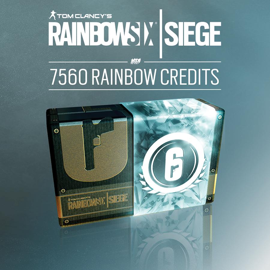Tom Clancy's Rainbow Six Siege - 7560 Credits Pack [PC Code - Uplay] Phenom Ii 945