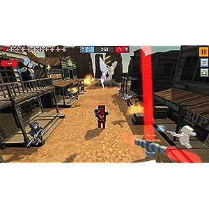 Pixel Fury: Battle Royal: Amazon fr: Appstore pour Android