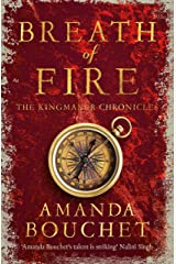 Breath of Fire (The Kingmaker Trilogy Book 2) Kindle Edition