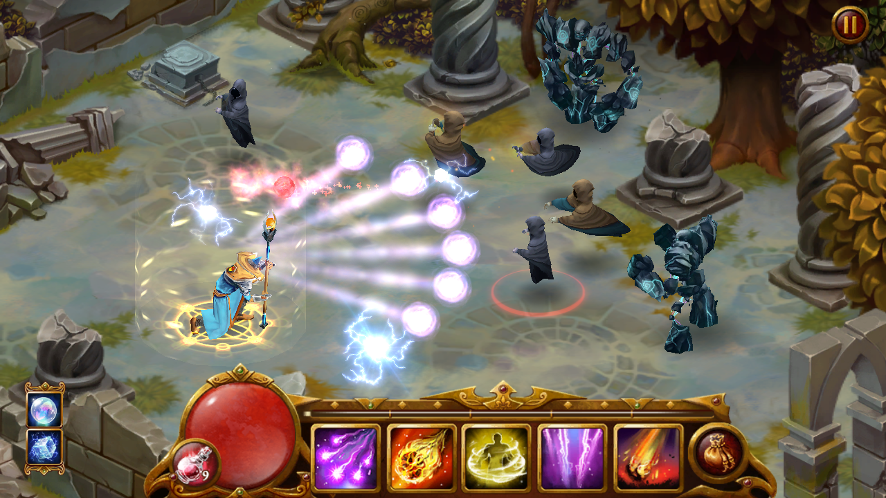 Guild of Heroes: Amazon in: Appstore for Android
