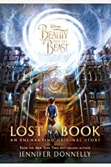Beauty and the Beast Deluxe Original Novel (Lost in a Book) Hardcover