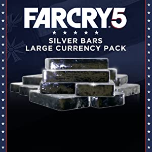 Far Cry 5 Silberbarren – Großes Paket (2400) [PC Code – Uplay]