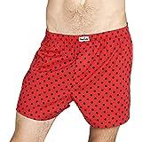 Happy Socks Dots Wowen Boxer Calcetines para Hombre