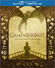 Game of Thrones: The Complete Fifth Season [blu_ray]