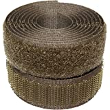 Army Green 20mm Sew-on Hook & Loop tape Alfatex® Brand supplied by the Velcro Companies - various lengths (Length: 5m)