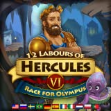 12 Labours of Hercules VI: Race for Olympus (Platinum Edition) [PC Download]