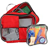 Cabin Max Packing Cubes Holiday Essentials | Perfect Holiday Accessories to Accompany Any Travel Bag to Any Destination…