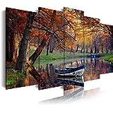 DekoArte 156 - Cuadros Modernos Impresión de Imagen Artística Digitalizada | Lienzo Decorativo Para Tu Salón o Dormitorio | E