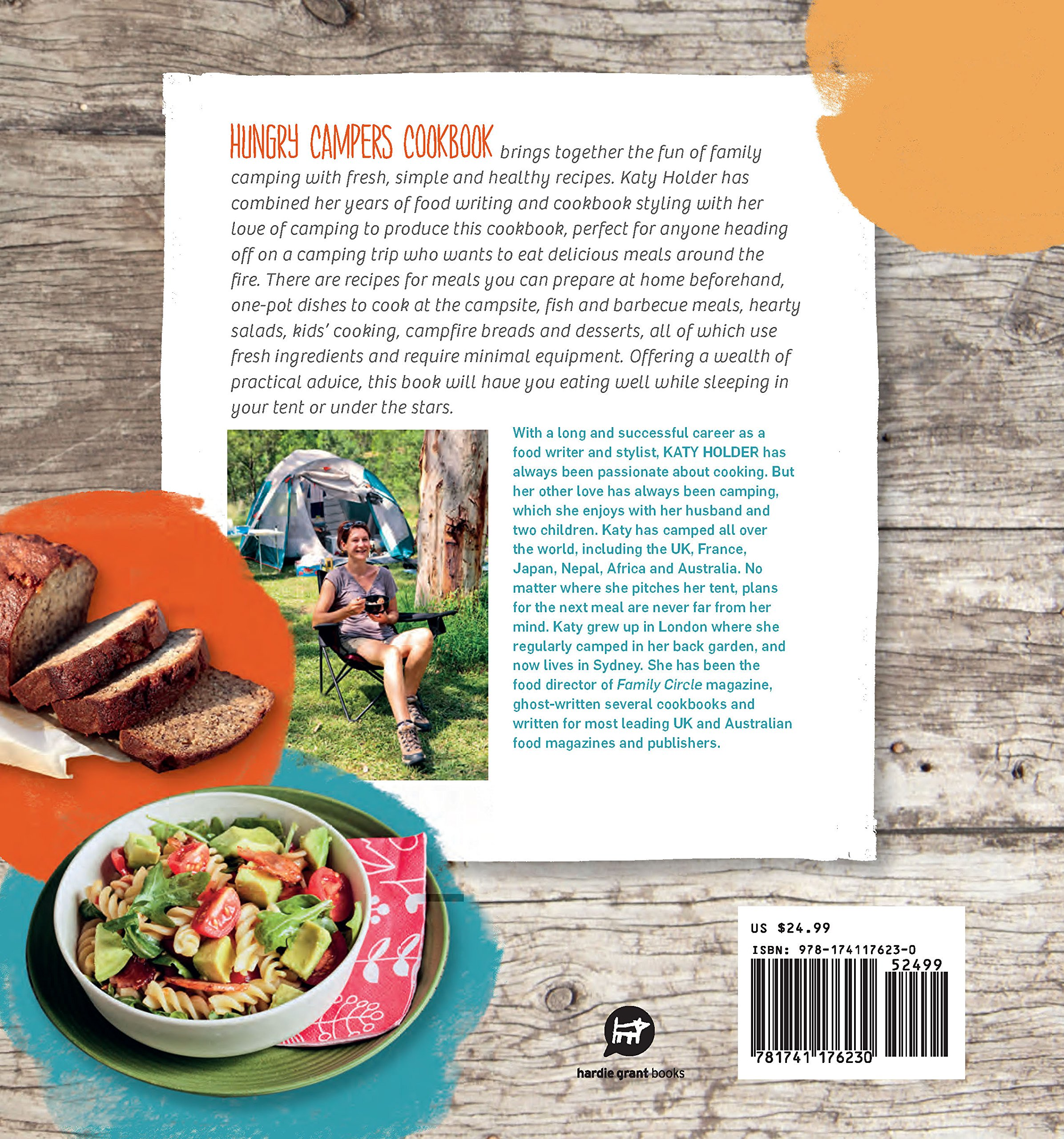 Hungry Campers Cookbook: Fresh, Healthy and Easy Recipes to Cook on Your Next Camping Trip 2