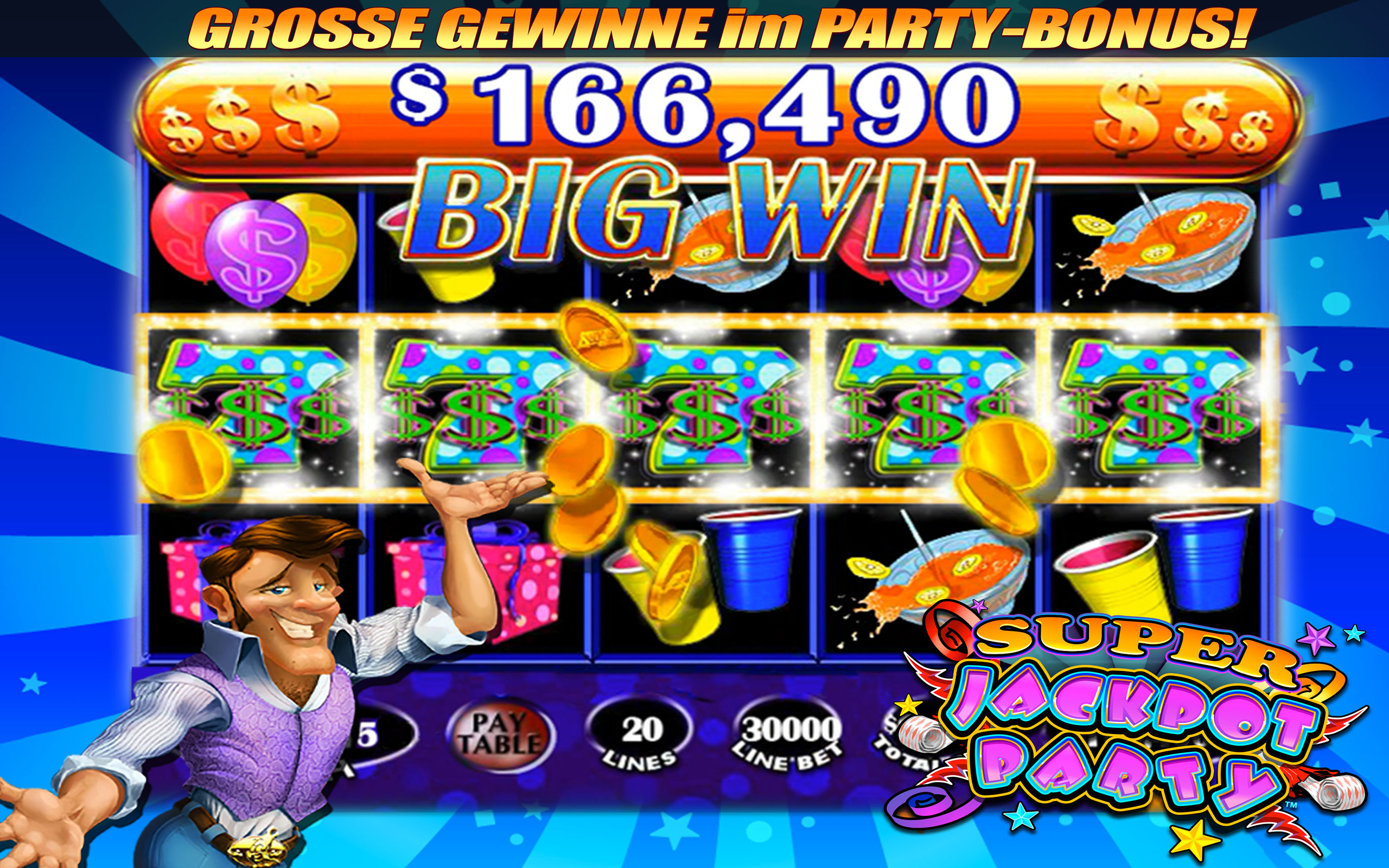 Spiele Jackpot Holiday - Video Slots Online