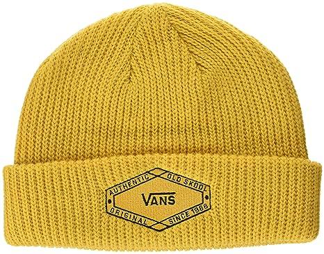 bonnet vans jaune