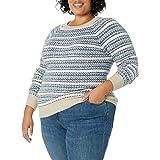 Amazon Essentials Suéter de Cuello Redondo Mujer