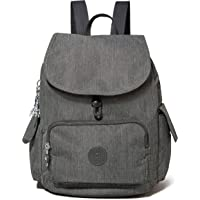Kipling City Pack S, BACKPACKS Donna, Blu, 19x27x33.5 cm
