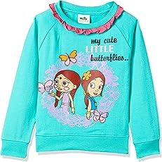 Chhota Bheem Girls' Sweatshirt