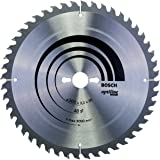 Bosch Professional Zubeh/ör 2608640443 Kreiss/ägeblatt Optiline Wood 254 x 30 x 2,8 mm 40