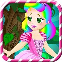 Princesse Forêt Jeu D'Aventure