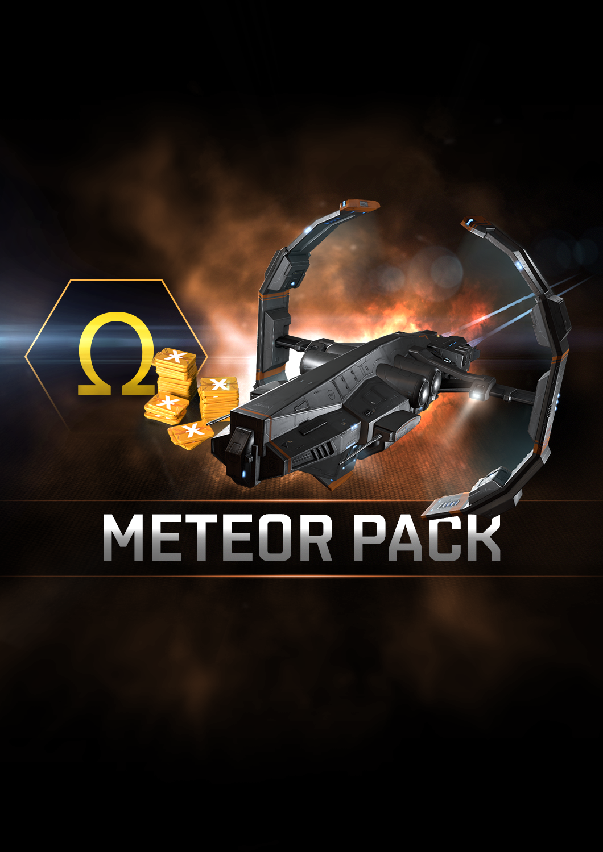 EVE Online: Meteor-Paket [PC/Mac Code - Kein DRM]