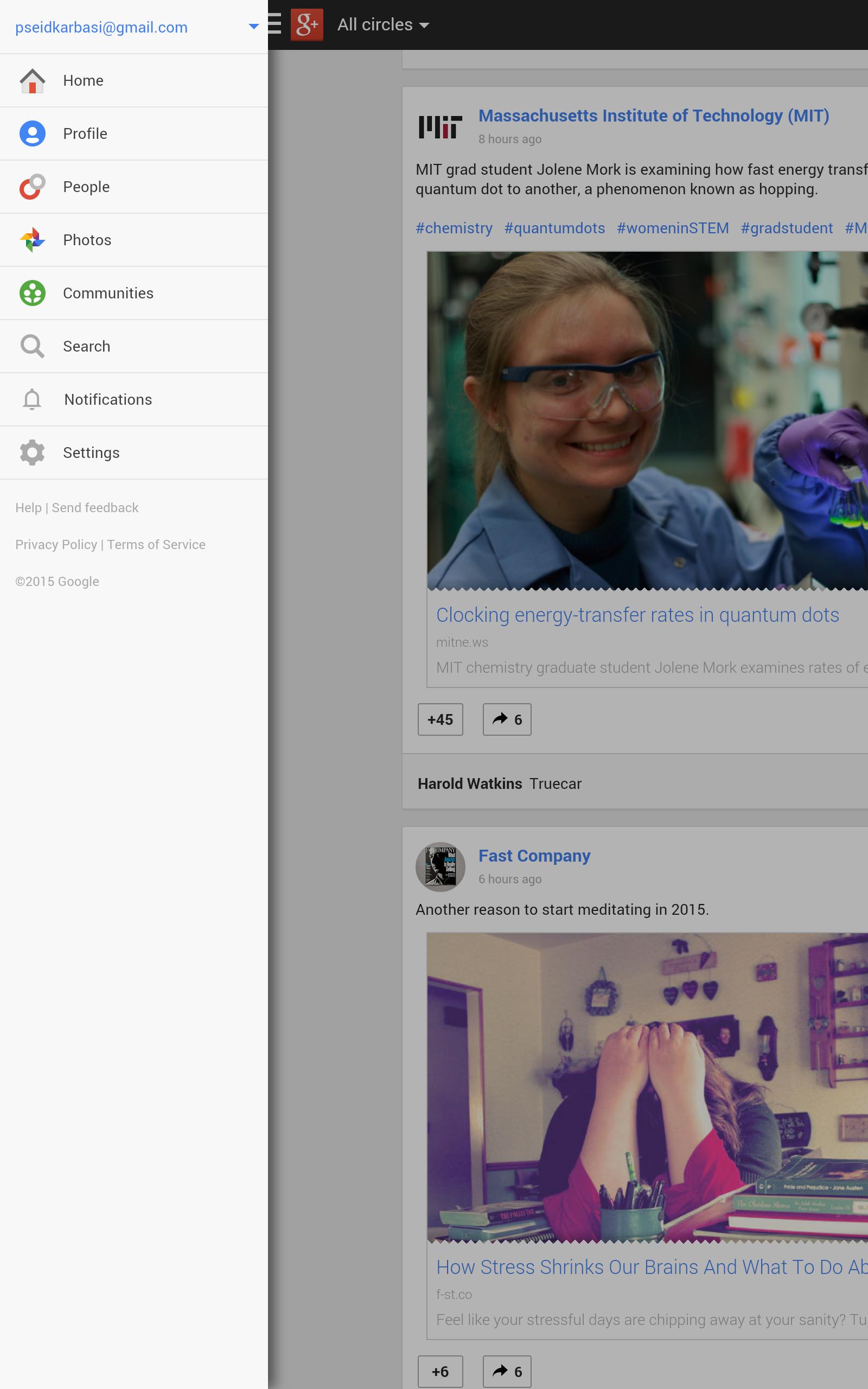 Google Plus - 4