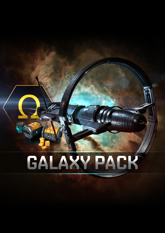 EVE Online: Galaxie-Paket [PC/Mac Code - Kein DRM]