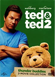 Ted 1 + 2 Pack
