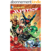 Justice League (2011-2016) Vol. 1: Origin (Justice League Graphic Novel) (English Edition)