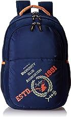 Skybags Geek 48 Ltrs Blue Laptop Backpack (GEEK01BLU)