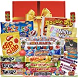Bumper Retro Sweets Gift Box - New and Improved Version of The Bestselling Sweet Hamper with an Even Bigger Old…