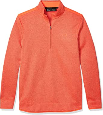 Under Armour Men's Men's SweaterFleece 1/2 Zip Half Zip