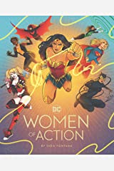 DC: Women of Action Hardcover