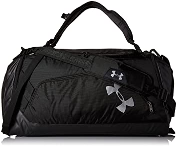 Under Armour Storm Contain Backpack Duffle 30 Black One Size