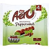 Aero Peppermint Mint Chocolate Multipack, 4x27 g