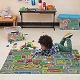 Carpet Studio Tappeto Bambini 95x133cm, Tappeto per Bambini per Cameretta & Stanza dei Giochi Ragazzi e Ragazze…