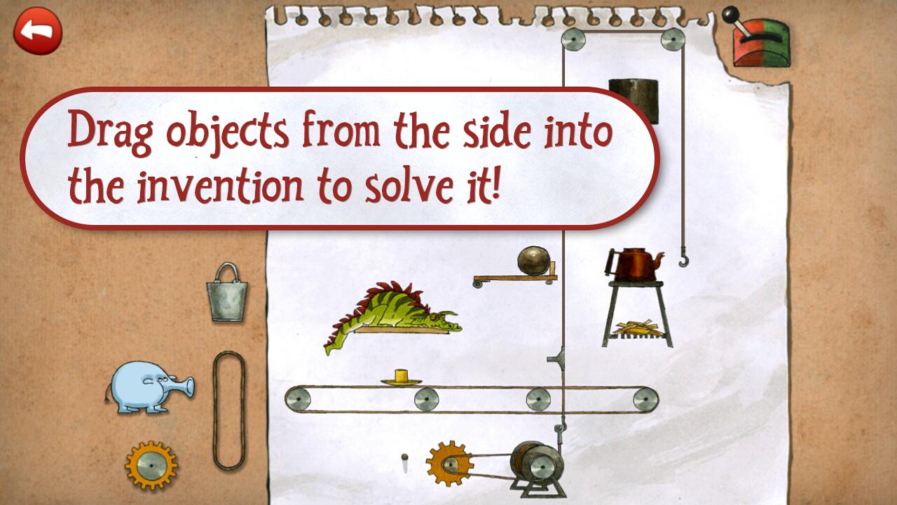 Petterssons Erfindungen Screenshot