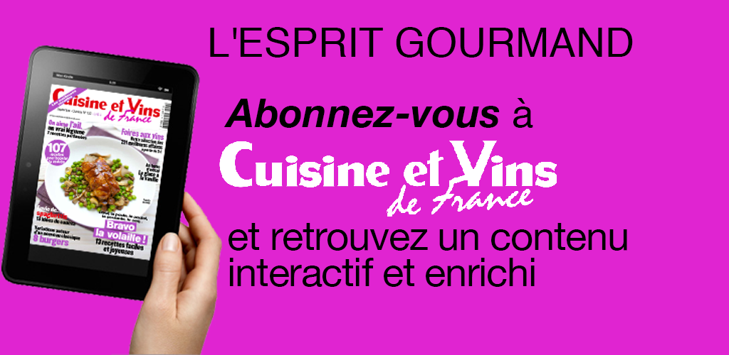 cuisine et vins de france appstore pour android. Black Bedroom Furniture Sets. Home Design Ideas