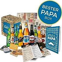 Geschenkidee Papa zum Vatertag Geschenk für Männer | BIERE DER WELT | Geschenkidee für Vater zum Geburtstag oder zum...
