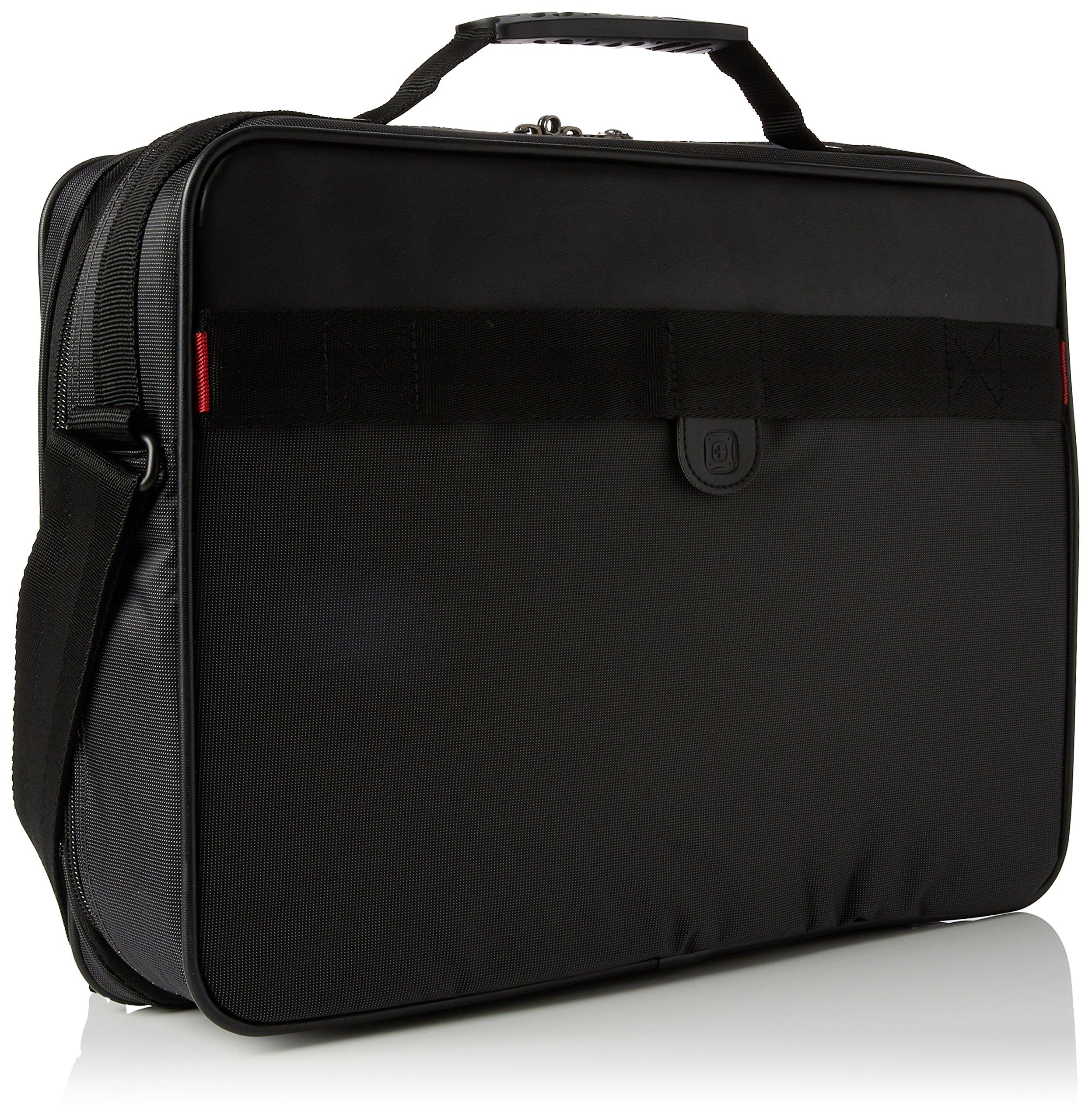 Wenger GA-7469-14 – Funda portátil, color negro, talla 16»