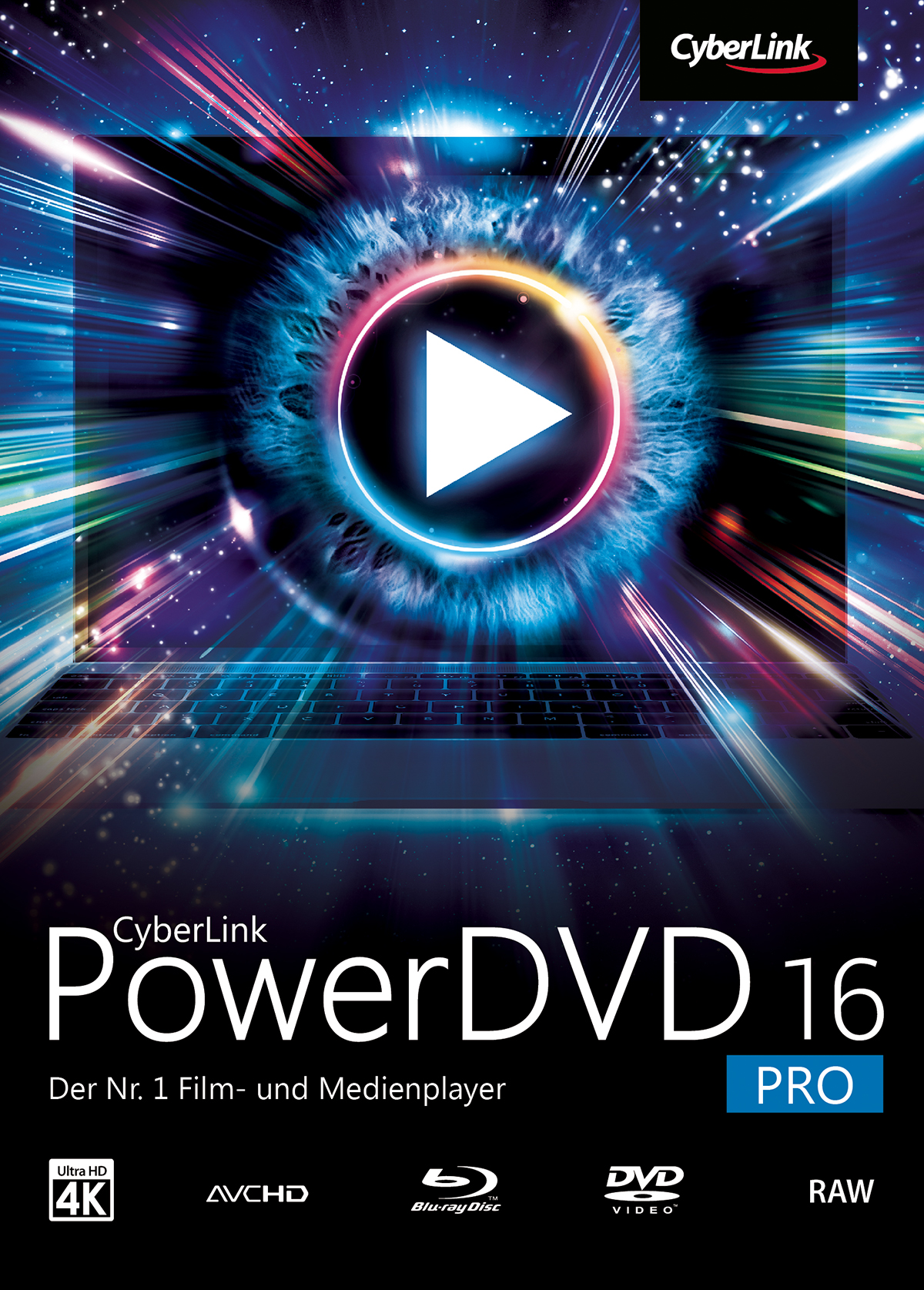 CyberLink PowerDVD 16 Pro [Download]