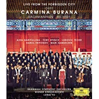 Live From The Forbidden City - Orff: Carmina Burana [Blu-ray]