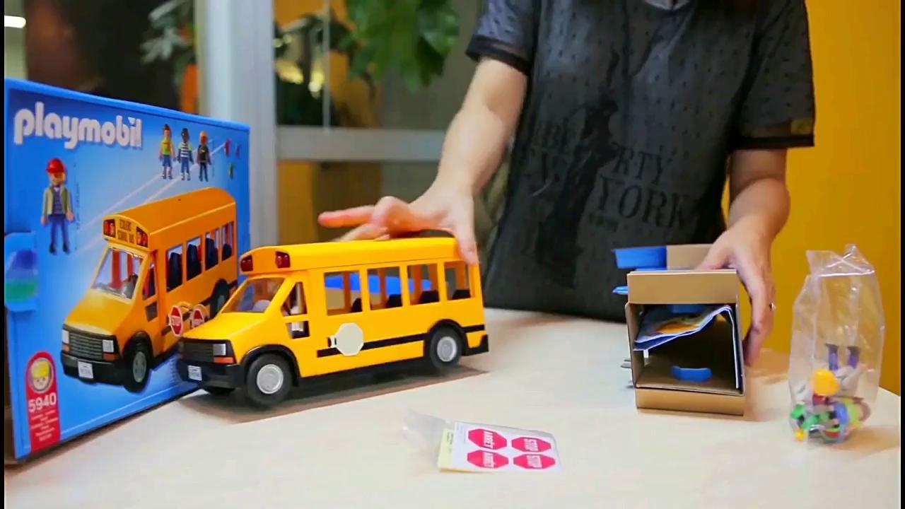 Amazon Fr Commentaires En Ligne Playmobil 5680 Bus