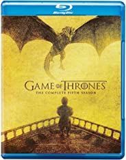 Game of Thrones Complete Fifth Season on Blu-ray with Dolby Atmos