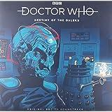 Destiny of the Daleks (RSD19 Splatter Vinyl) [VINYL]