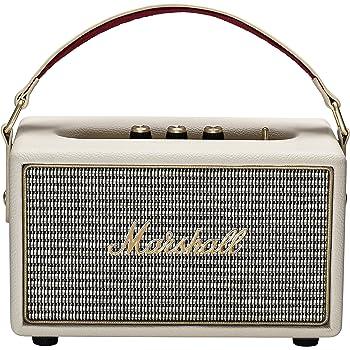 Marshall Speaker Kilburn Portatile a Batteria Bluetooth per MP3/Smartphone, Crema