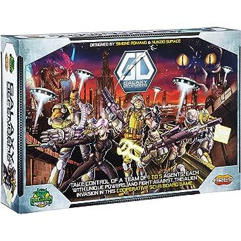 Galaxy Defenders Board Game
