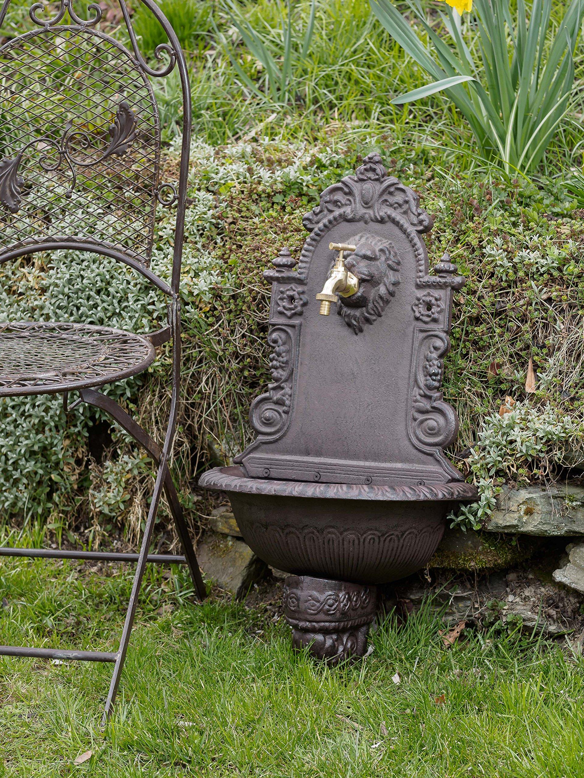 Fontane da giardino in ghisa for Fontane giardino ikea