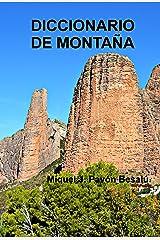 Diccionario de montaña Versión Kindle