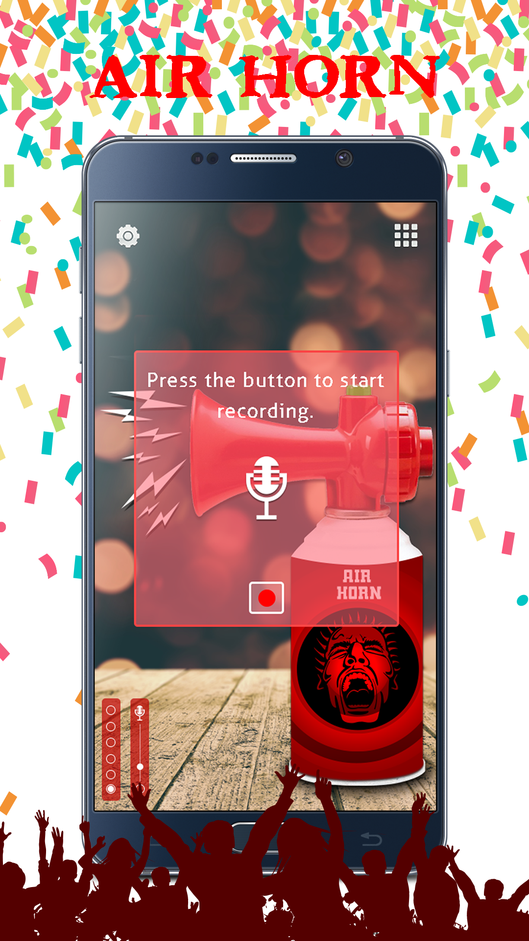 Real Loud Air Horn: Amazon co uk: Appstore for Android