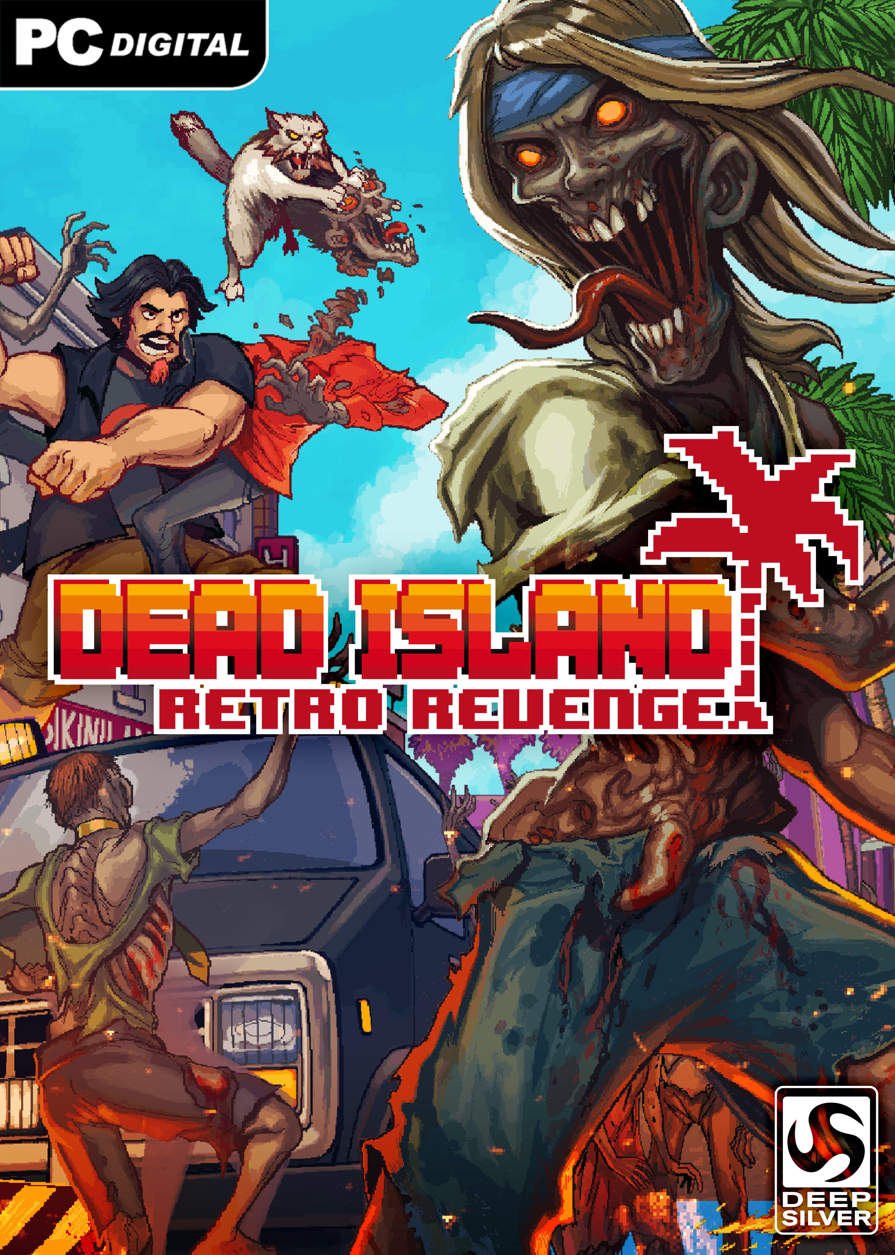 Dead Island Retro Revenge [PC Code - Steam] (Dead Steam Island)